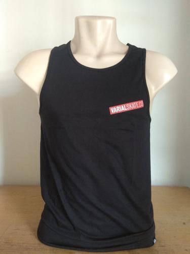 Camiseta Regata Unissex  Varial Nome