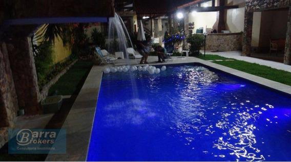 Casa Residencial À Venda, Freguesia (jacarepaguá), Rio De Janeiro - Ca0015. - Ca0015