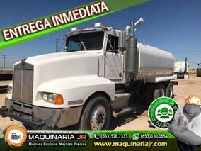 Camion Pipa De Agua Kenworth 1986 20,000lts,camiones,pipas