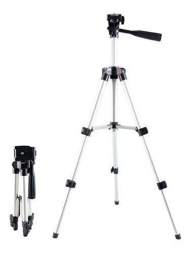 Tripode Fotografia Video 1,50m Aluminio Nikon Canon Celular