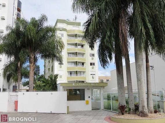 Apartamento De 2 Quartos No Itacorubi - 16525