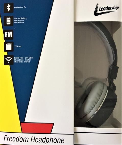 Fone De Ouvido Freedom Headphone P/celular Mega