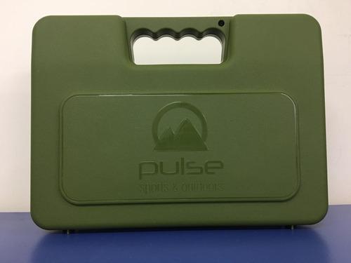 Maleta Arma Curta Verde P30
