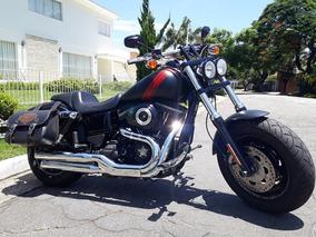 Harley Davidson Dyna Fat Bob Fxdf 2014