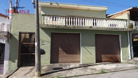 Casa Com 3 Dormitórios Para Alugar, 200 M² Por R$ 1.800,00/mês - Serpa - Caieiras/sp - Ca0364