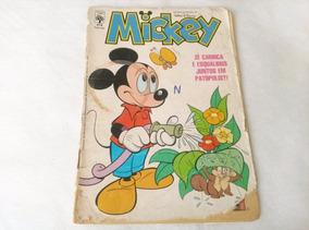 Hq - Gibi - Mickey Nº 419 Ano 1986