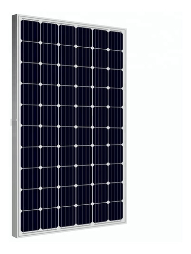 Panel Solar De 300 Watt Monocristalino Para Lluvia O Nubes