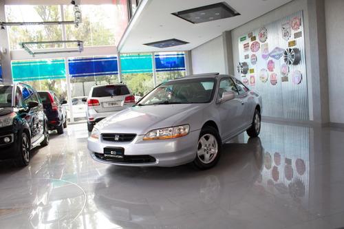 Honda Accord Ex-l V6 At Nafta 2000