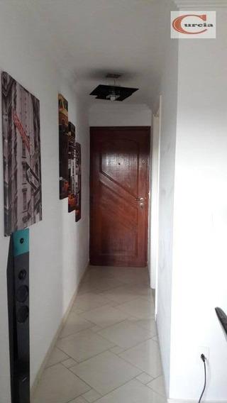 Apartamento Residencial À Venda, Jabaquara, São Paulo. - Ap4115