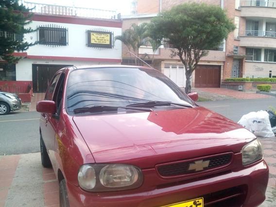 Chevrolet Alto Año 2003. ***super Economico De Combustible