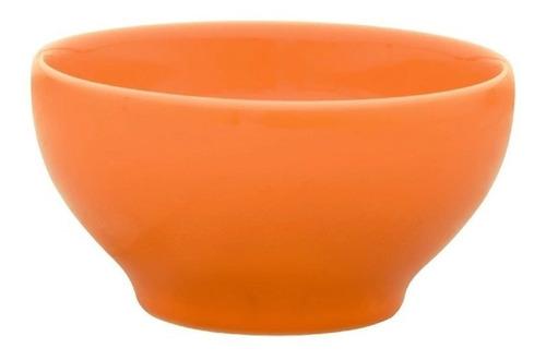 Bowl Cerealero Naranja Cerámica - Bazar Colucci