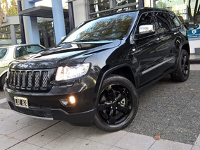 Jeep Grand Cherokee 3.6 Overland 286hp At Bc
