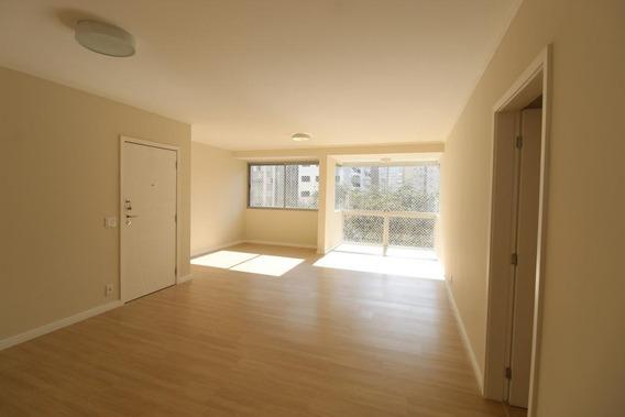 Apartamento Com 4 Dormitórios Para Alugar, 140 M² Por R$ 6.000/mês - Moema - São Paulo/sp - Ap0659