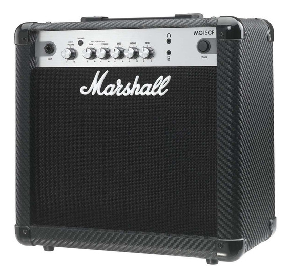 Amplificador De Guitarra Marshall Mg15cf