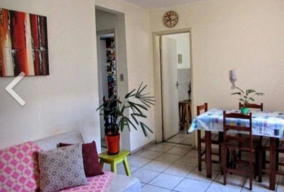 Apartamento Com 2 Quartos No Bairro Havaí. - 1838