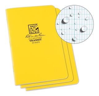 Cuaderno Grapado, Rite In The Rain, Amarillo, De Transito.