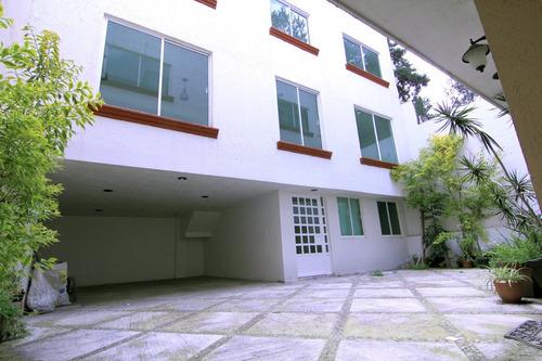 Imagen 1 de 13 de Casa En Condominio 3 Rec, 3baños, Estudio, Terraza