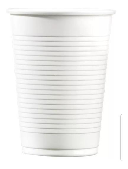 Vasos Plásticos 180cc (100 Unidades)