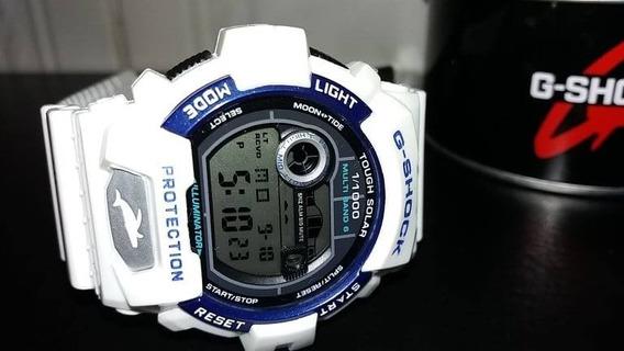 Relógio G-shócks Digital Branco