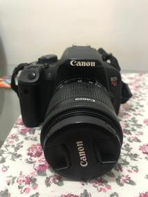 Canon Rebel T5i Pouco Usada