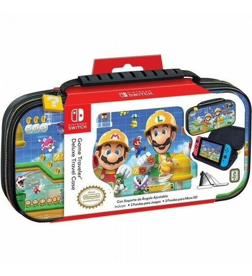 Case Super Mario Maker - Nintendo Switch - Pronta Entrega!