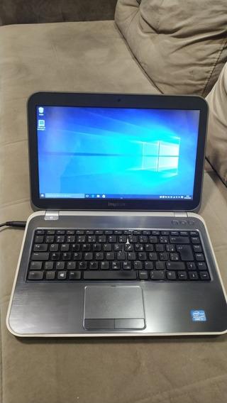 Notebook Dell Inspiron 5420 - Core I7 3°geração - 8gb Ram