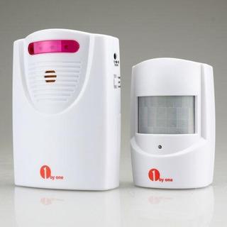 1 Receiver+1 Sensor - 100m Alarma Inalámbrica Sistema L-5574