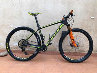 Scott Scale 930 Full Carbono.