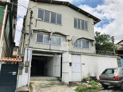 Imagem 1 de 29 de Galpão À Venda, 500 M² Por R$ 650.000,00 - Centro - São Gonçalo/rj - Ga0001