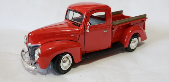 Miniatura Da Ford Pick-up 1940 - 1:24