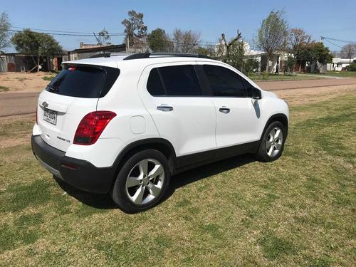 Chevrolet Tracker 2013 1.8 Ltz Awd At 140cv
