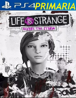 Life Is Strange Before The Storm Deluxe Edition Ps4 - 1° -