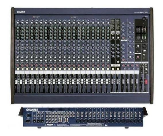 Mixer Yamaha Mg24/14fx