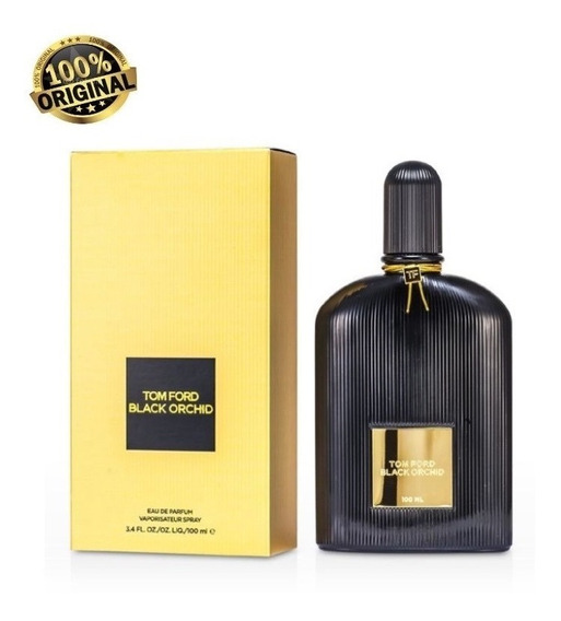 Perfume Tom Ford Black Orchid | 100% Original (100 Ml)