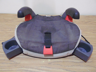 Silla Asiento 15-45kg Elevador Booster Bebe Seguridad H339