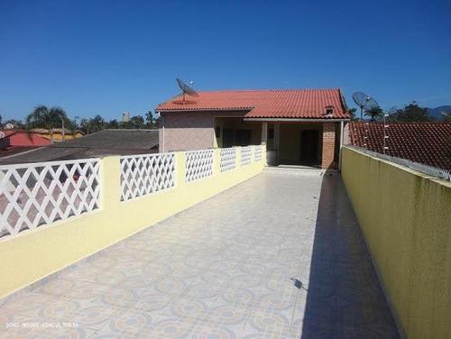 Casa Para Venda Em Bertioga, Jardim Das Nações, 4 Dormitórios, 1 Suíte, 1 Banheiro, 10 Vagas - 000419_1-653225