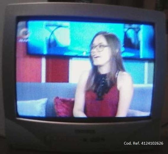 Televisor Daewoo 19 Pulgadas