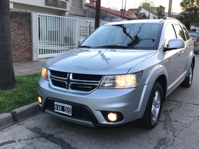 Dodge Journey 2.4 Sxt Atx Techo 3filas 2012