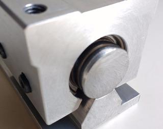 Guias Lineares 20mm + Pillow Block Aberto 20mm