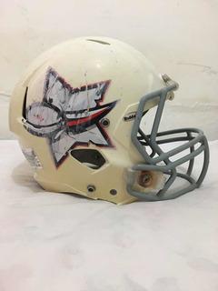 Helmet Riddell M Semi Novo