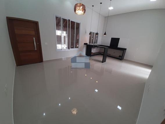 Casa 3 Dormitórios Para Venda Em Indaiatuba, Jardim Residencial Veneza, 3 Dormitórios, 1 Suíte, 2 Banheiros, 2 Vagas - _1-1513338