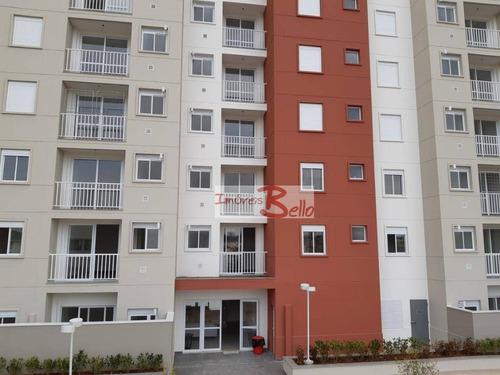 Apartamento Com 2 Dormitórios À Venda, 60 M² Por R$ 375.000,00 - Vila Brasileira - Itatiba/sp - Ap0470