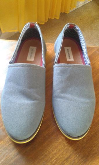 Zapatos Casual Caballeros Ben Sherman Original 45 Leer Descr