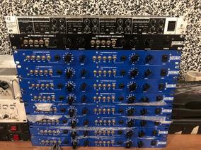 Uchoa Mic Preamp Direct Box - 2 Canais - 2990,00 ( Unidade )