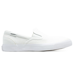Tênis Converse All Star Core Slip Monochrome Branco Original