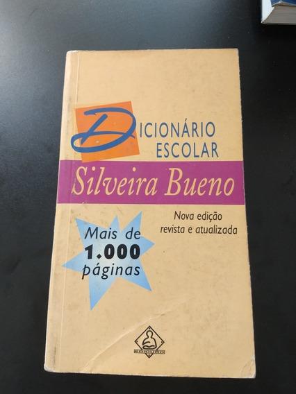 Dicionário Escolar Silveira Bueno