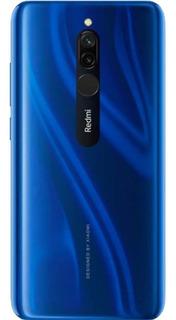 Celular Xiaomi Redmi 8 32gb 3gb Global+fone De Ouvido