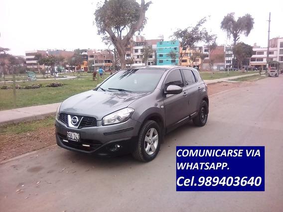 Camioneta Nissan Qashqai 2012 Full