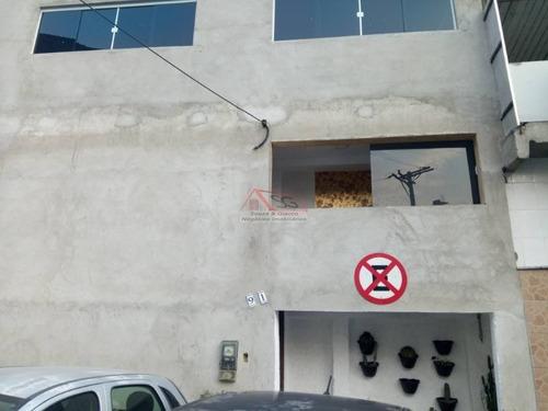 Imagem 1 de 18 de Sobrado 100m² Para Venda - Cidade Júlia - Id 1443 - 1443