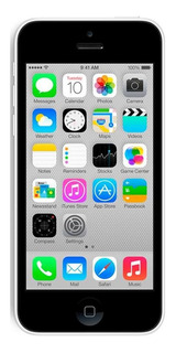 Usado: iPhone 5c 32gb Branco Bom